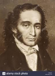 Niccolo Paganini, también guitarrista