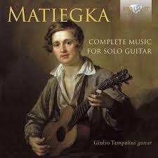 Wenzeslaus Matiegka, un referente de la guitarra en Centroeuropa