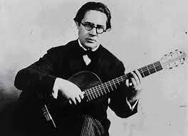 Andrés Segovia, Gran Maestro de la Guitarra Clásica