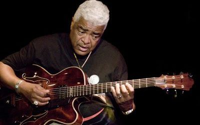 Phil Upchurch, un bluesman conquistador de estilos