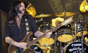 Lemmy Kilmister, el impulsor de Motörhead